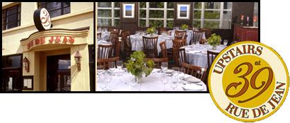 39 Rue de Jean  - Restaurant - Charleston SC