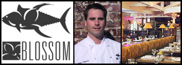 Blossom Restaurant in Charleston South Carolina
