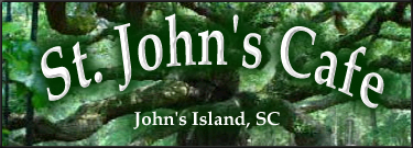 Saint Johns Cafe Johns Island SC