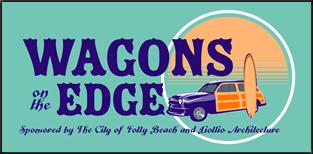 Wagons on the Edge - Folly Beach, SC